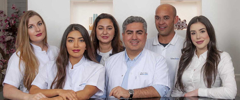 Medikliniek Team